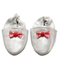 Dchica Chic D'chica Sandals For Girls, silver