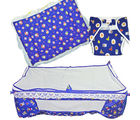 Baby Fancy Bedding Combo (Blue)