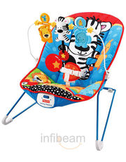 Fisher Price Adorable Animals Baby Bouncer - V8604