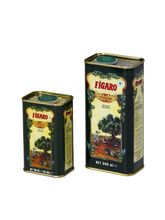 Figaro Olive Oil 500Ml Tin, multicolor