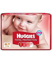 Huggies Total Protection (Medium - 19 pieces)