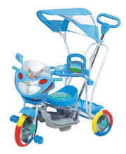 Sunbaby Rock On Motor Bike, Blue