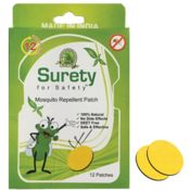 Mosquito Repellent, yellow, 12