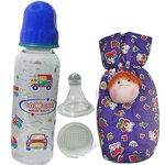 Camera - Bottle With Cover, multicolor