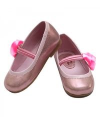 Dchica Chic D'chica Sparkly Shoes For Girls,  pink