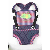 Mothertouch Baby Carrier - BCDENR, blue and red