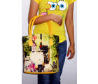 Jajv Women Hand Bags - VJ-stot-pot, yellow