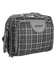 Wildcraft Maximus Unisex Laptop Bags, Messenger Bags, grey