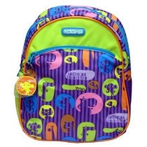 American Tourister Tots Kids School Bag,  purple