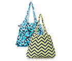 Be For Bag Blue & Yellow Cotton Tote bag for Women, multicolor