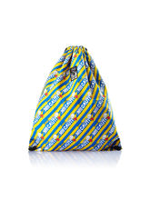 Be For Bag Exclusive Angry Donald Nala Drawstring Fashion Backpack, multicolor