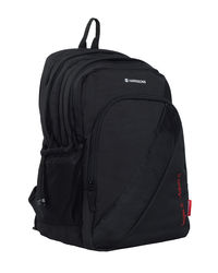Harissons Streak Backpack, black
