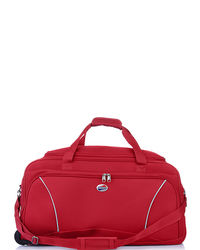 American Tourister Vision Y65009367 2 Wheel Trolley 67 Cm,  red