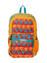American Tourister Hoola 01 25 L Backpack, yellow