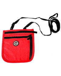 Neck Pouch,  red
