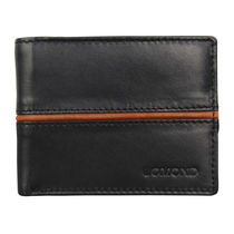 Lomond LM133 Bifold Wallet For Men,  black