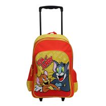 Tom & Jerry Trolley Bag 16 Inch