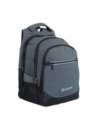 Harissons Stud Laptop Backpack, grey