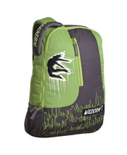 Wildcraft Stinger Green Unisex Casual Backpacks, green
