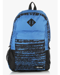 The Vertical 14 Inches Laptop Backpack, light blue
