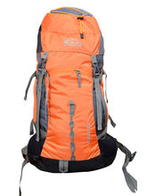 Himalayan Adventures Rucksack Hiking Backpack For Unisex, orange