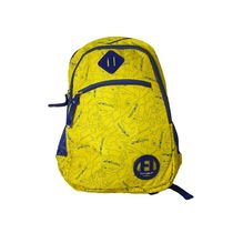 Hangout Yellow Color Laptop Backpack