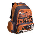 Wildcraft Crump Orange Unisex Laptop Backpacks, orange