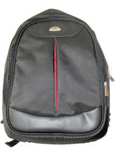 Kara Laptop Backpack-8250 (Black)