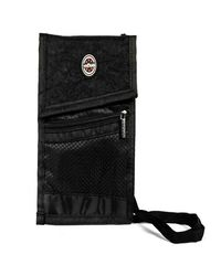 Travel Neck Pouch, black