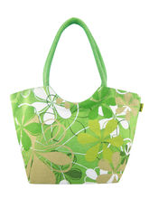 Angesbags Jute Bags Anastashia Green