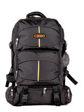 Sport Unisex Travel Bag, black