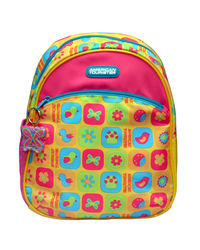 American Tourister Tots Kids School Bag, red