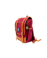 University Of Oxford Backpack, red