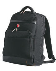 Pwi Acumen Black Laptop Bag