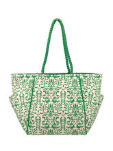 Angesbags Hand Bags Green - Samantha_ Green