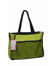 Believe Ladies Hand Bag– DSC-7710, green