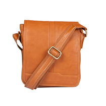 Lomond LM85 Sling Bag For Men, tan