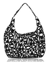 Fostelo Resin Casual Handbag FSB-43, black