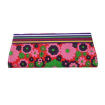 SkyWays Denim Clutch For Women, multicolor 5