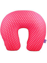 Viaggi Travel Neck Pillow, pink