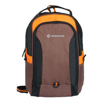 Harissons Neon LT Laptop Backpack, brown