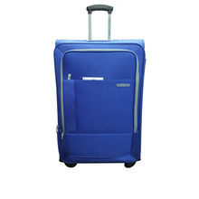 American Tourister Trolly Bag - 14W-0-01002,  blue