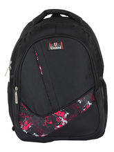 United Waterproof Backpack, 14 Inch, pink