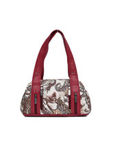 Igypsy Craft Pu Handbags For Women, maroon
