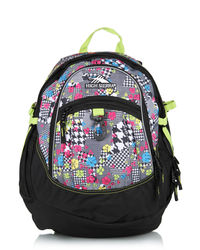 High Sierra Fatboy Casual Backpack, multicolor