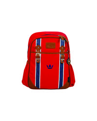University Of Oxford Corporate BackPack cum Laptop Bags Red X-165, red
