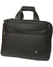 Leather Laptop office bag - Spacious
