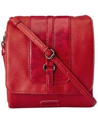 Peperone Sling Bags (PSLR834), red