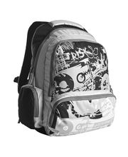 Wildcraft Crump Black Unisex Laptop Backpacks, grey