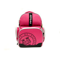 University Of Oxford Healthy School Bag,  magenta